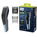 Philips HC3530/15 Haarschneider Series 3000 mit Edelstahlklingen (13 Längen, Trimmaufsatz)