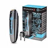 Remington Bart Trimmer Herren Touch Tech (digitale TouchScreen-Oberfläche, 0,4-18mm Längeneinstellung, Netz-/Akkubetrieb, Lithium, Micro-USB-Ladefunktion inkl.Kabel) Bartschneider MB4700