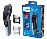Philips HC3530/15 Haarschneider Series 3000 mit 13 Längeneinstellungen und Akku-/Netzbetrieb